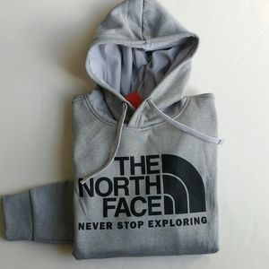 Men's The North Face Surgent Hoodie Grey Heather